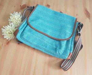 Handtasche*ESPRIT*Türkis*