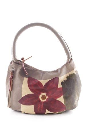 Handtasche florales Muster Casual-Look