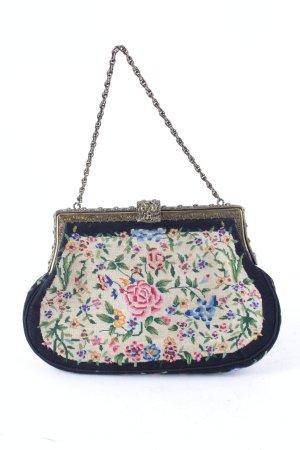 Handtasche florales Muster extravaganter Stil