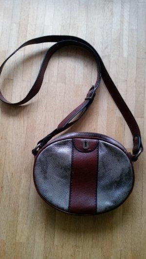 Handtasche Fossil, Leder
