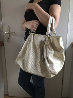 Furla Pouch Bag natural white