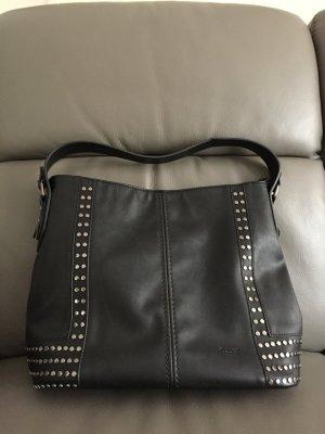 Handtasche, Gabor, schwarz