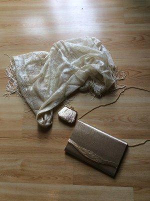 Handtasche Geldbeutelchen , Dreieckstuch Opernausstattung