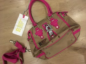 George Gina & Lucy Carry Bag pink-beige