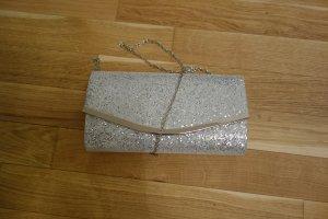 Bijou Brigitte Mini Bag silver-colored