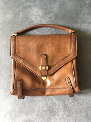 Handtasche goldpfeil