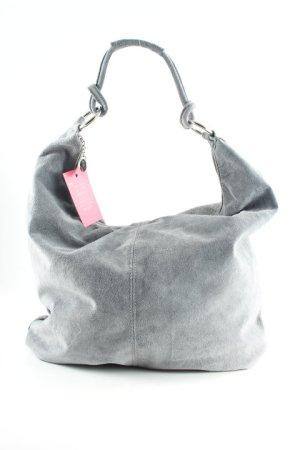 Handtasche grau Casual-Look
