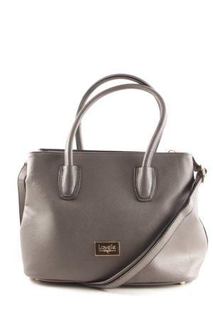 Handtasche grau Elegant