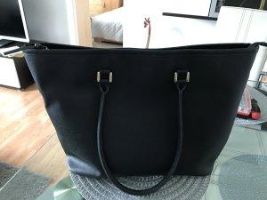 Handtasche groß schwarz Shoppingbag