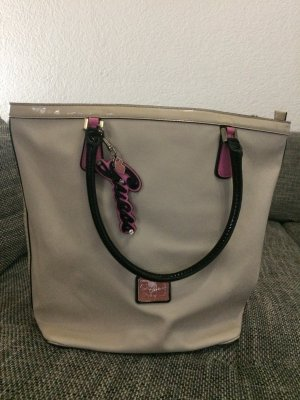 Guess Bolso beige claro