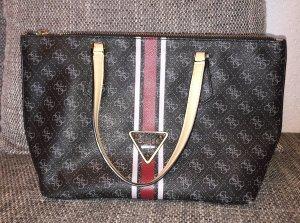 Handtasche GUESS in antrazit
