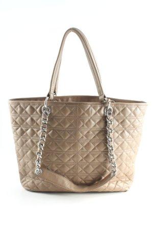 Handtasche hellbraun Street-Fashion-Look