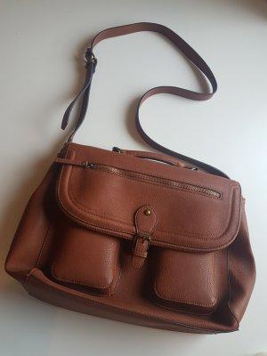 Handtasche im Vintage Schultaschen Style
