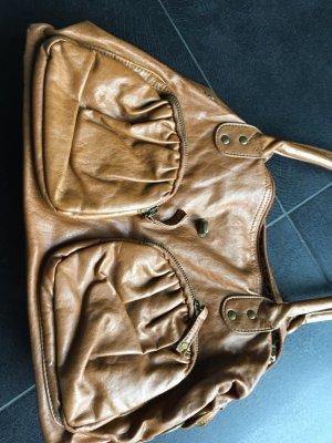 Handtasche in braun tally weijl