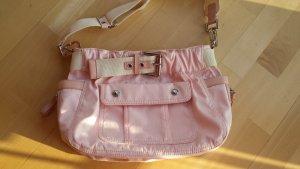 Handtasche in rosa von Donna Karan New York, neuwertig