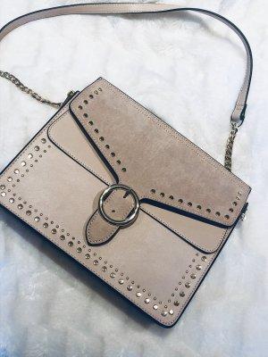 Handtasche in Rosé von Topshop