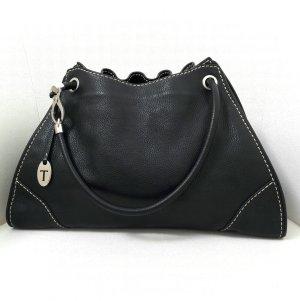 Handtasche in schwarz von TOD'S