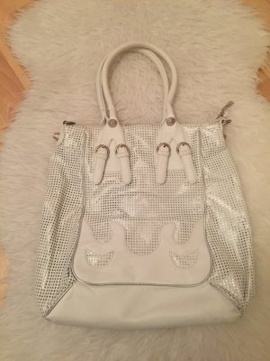 Carry Bag white-light grey