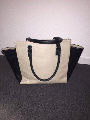 Handtasche in zwei Farben