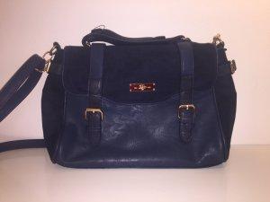 Handtasche JustFab in dunkelblau