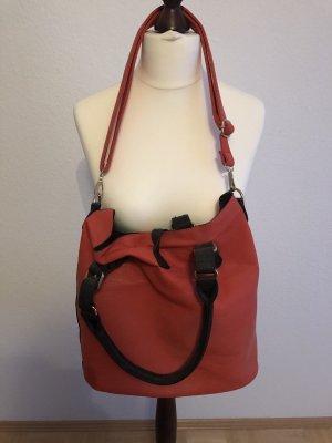 Shoulder Bag salmon-bright red