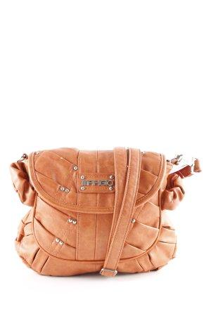 Handtasche lachs Casual-Look