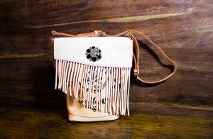 Handtasche/ Ladybag Rosé