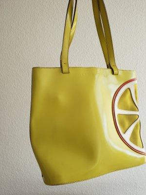 Handtasche Lamarthe limettengelb