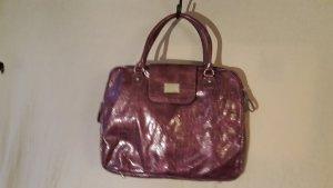 Bag multicolored imitation leather