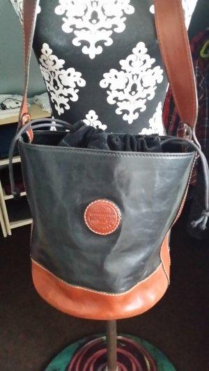 Handtasche Leder Beuteltasche