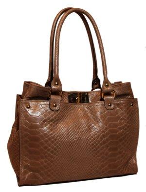 Handtasche Leder Made in Italy