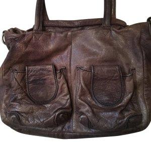 Liebeskind Berlin Handbag brown leather
