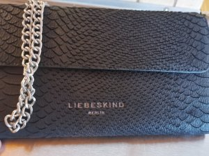 Liebeskind Handbag black-silver-colored
