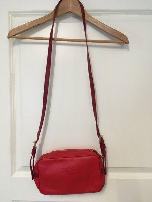 Handtasche Longchamp rot neu