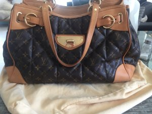 Louis Vuitton Frame Bag nude-bronze-colored
