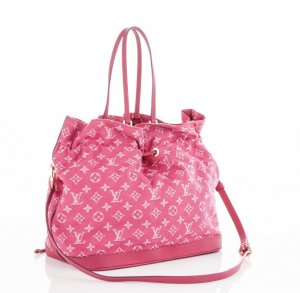 Louis Vuitton Sac seau rose