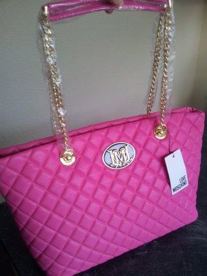 Handtasche LOVE MOSCHINO Tasche NP 350,- Euro