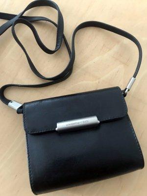 Mandarina Duck Mini sac noir cuir
