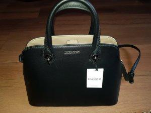 Handtasche MANGO schwarz neu mit Etikett