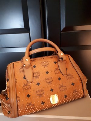MCM Handbag multicolored leather