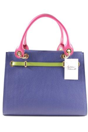Handtasche mehrfarbig Elegant