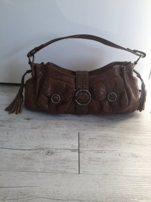 Mexx Carry Bag cognac-coloured