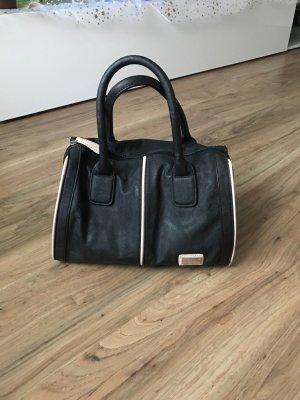 Handtasche MEXX in schwarz / hellbeige