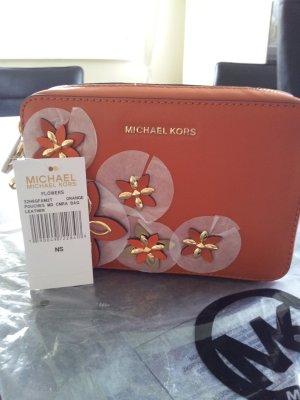 Michael Kors Borsetta arancione-oro Pelle