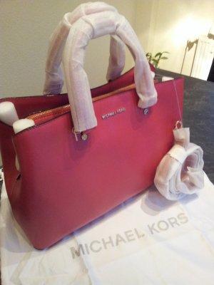 Michael Kors Borsetta rosa-oro Pelle