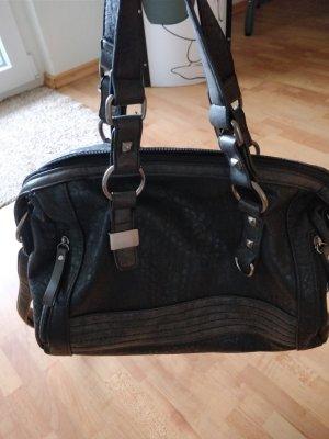 Handtasche mit abnehmbarem Schultergurt