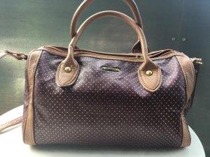 Handtasche mit Lederoptik