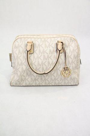 Handtasche mit Monogramm-Muster