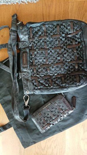 Handtasche mit Portemonnaie von FredsBruder