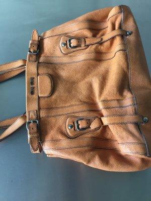 Handtasche Miu Miu Hellbraun